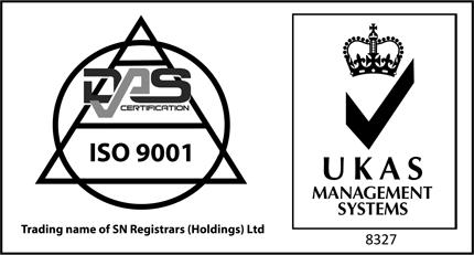 DAS UKAS ISO 9001