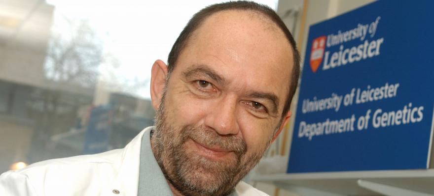 Profile: Sir Alec Jeffreys – the pioneer of DNA testing