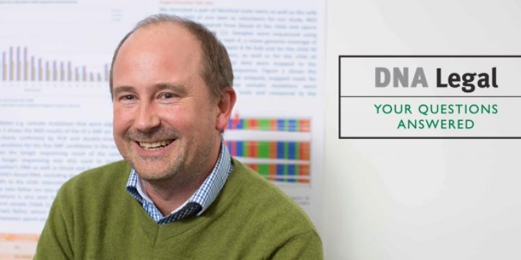 Interview: PD Dr Burkhard Rolf, Head of DNA Services