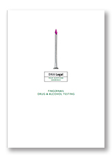 Fingernail Drug Testing Brochure